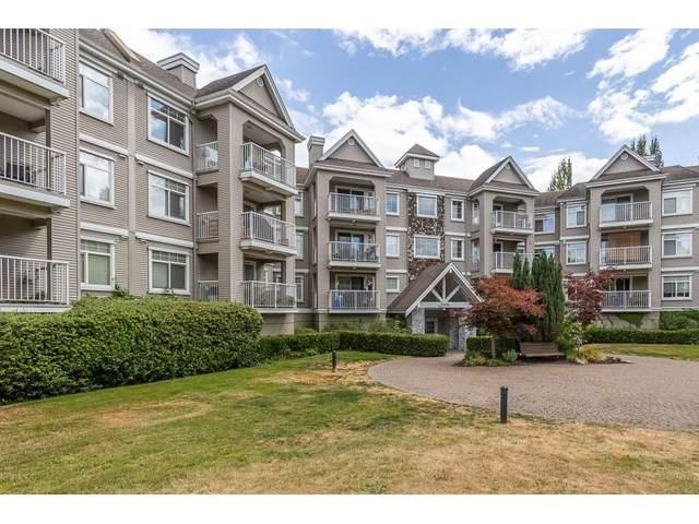 20896 57 Avenue #309, Langley, BC V3A 8S9 (#R2603687) :: Premiere Property Marketing Team