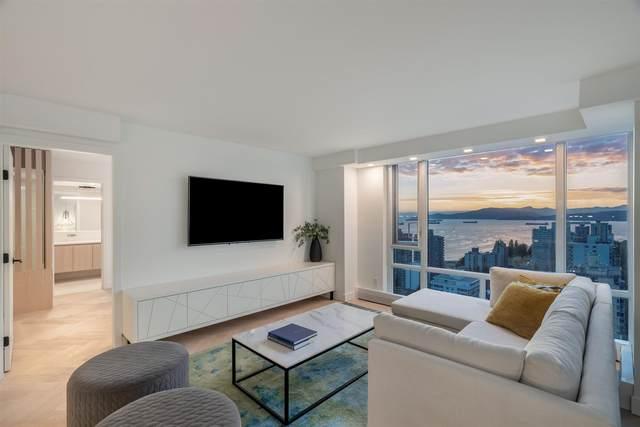 1020 Harwood Street #2303, Vancouver, BC V6E 4R1 (#R2603706) :: Initia Real Estate