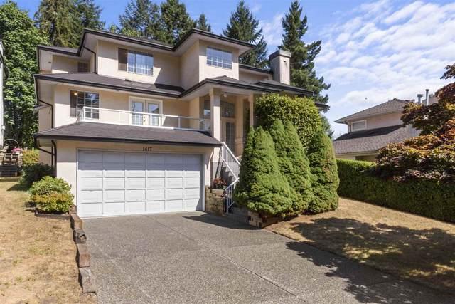 1417 Purcell Drive, Coquitlam, BC V3E 2R7 (#R2603711) :: Initia Real Estate