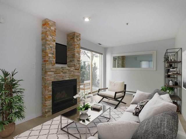1820 W 3RD Avenue #102, Vancouver, BC V6J 1K8 (#R2603716) :: Initia Real Estate
