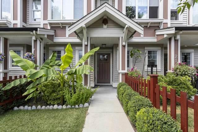 10151 240TH Street #22, Maple Ridge, BC V2W 0G9 (#R2603742) :: Premiere Property Marketing Team