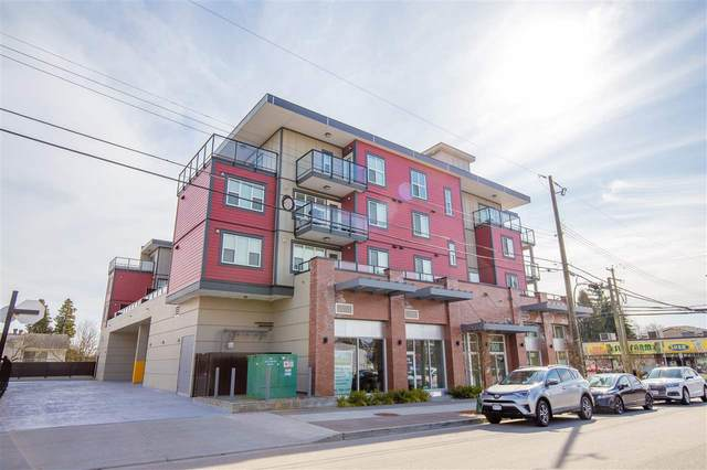 7908 15TH Avenue #203, Burnaby, BC V3N 1X1 (#R2603753) :: Ben D'Ovidio Personal Real Estate Corporation | Sutton Centre Realty