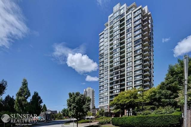 7325 Arcola Street #1802, Burnaby, BC V5E 0A8 (#R2603758) :: Initia Real Estate