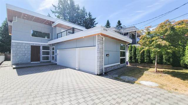 13756 North Bluff Road, White Rock, BC V4B 3B9 (#R2603773) :: Premiere Property Marketing Team