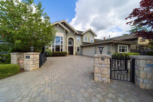 7551 Malahat Avenue, Richmond, BC V7A 4H1 (#R2603780) :: 604 Realty Group