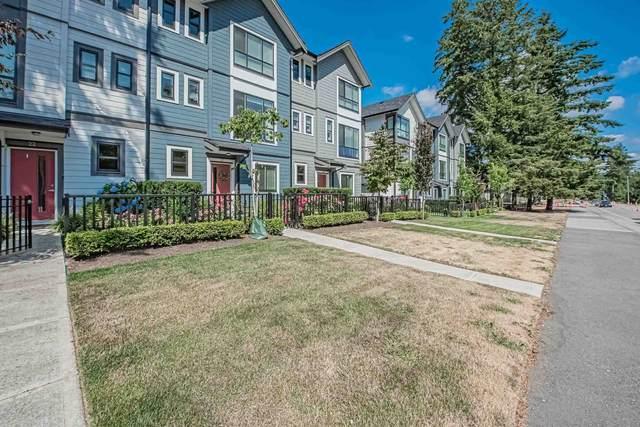 16760 25 Avenue #21, Surrey, BC V3Z 0W4 (#R2603834) :: Initia Real Estate