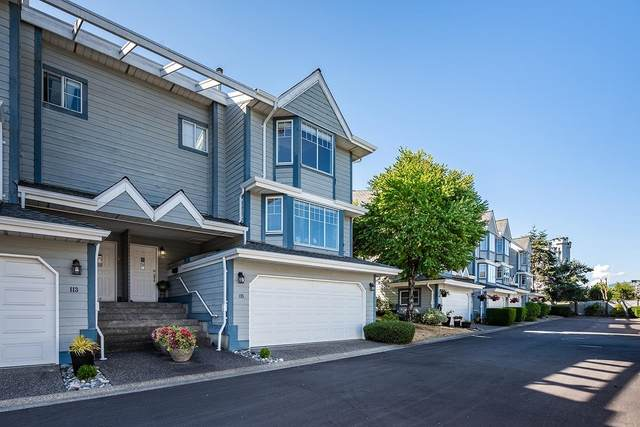 28 Richmond Street #115, New Westminster, BC V3L 5P4 (#R2603835) :: Initia Real Estate