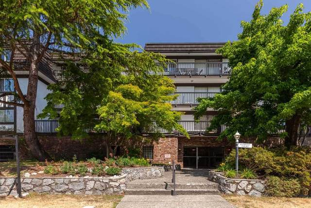 270 West 3Rd Street #208, North Vancouver, BC V7M 1G1 (#R2603839) :: Premiere Property Marketing Team