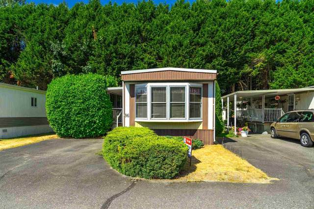 2270 196 Street #96, Langley, BC V2Z 1N6 (#R2603849) :: Initia Real Estate