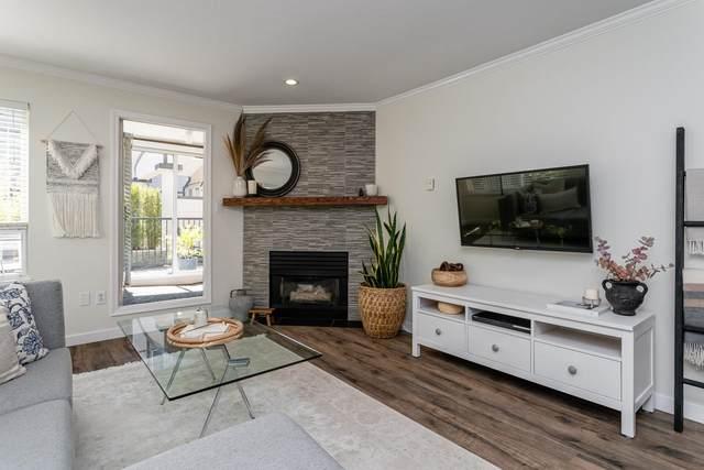 1533 Best Street #112, White Rock, BC V4B 4E9 (#R2603851) :: Premiere Property Marketing Team