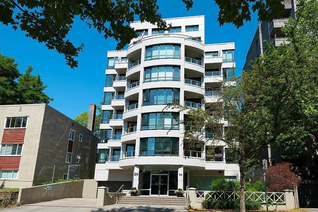 1345 Burnaby Street #503, Vancouver, BC V6E 1R2 (#R2603854) :: Initia Real Estate