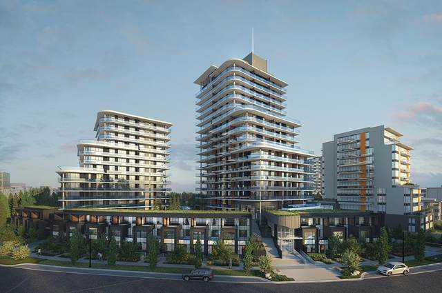 8725 University Crescent #105, Burnaby, BC V5A 4Y8 (#R2603873) :: Initia Real Estate