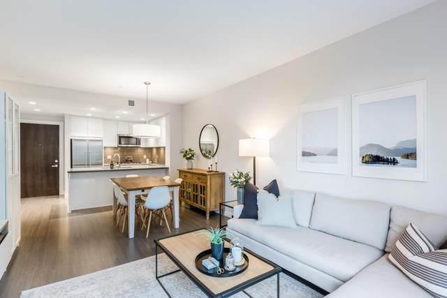 255 W 1ST Street #207, North Vancouver, BC V7M 3G8 (#R2603882) :: Premiere Property Marketing Team