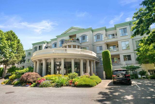 8520 General Currie Road #316, Richmond, BC V6Y 1M2 (#R2603884) :: Initia Real Estate