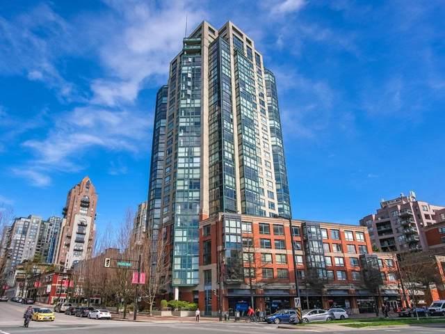 289 Drake Street #1801, Vancouver, BC V6B 5Z5 (#R2603900) :: Initia Real Estate