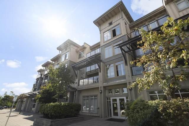 15380 102A Avenue #419, Surrey, BC V3R 0B3 (#R2603901) :: Initia Real Estate