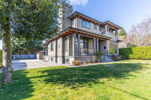 5687 Holland Street, Vancouver, BC V6N 2A7 (#R2603913) :: Initia Real Estate