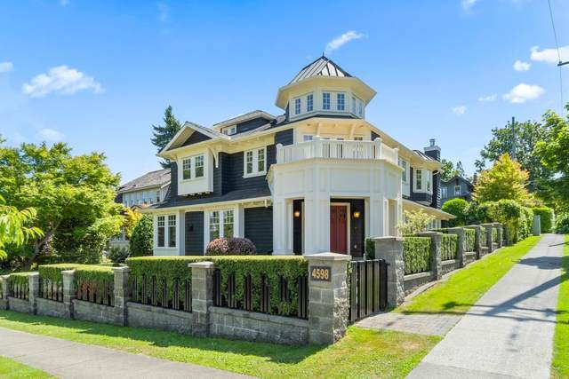 4598 W 5TH Avenue, Vancouver, BC V6R 1S7 (#R2603916) :: 604 Realty Group