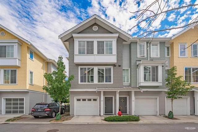 5550 Admiral Way #65, Ladner, BC V4K 0C4 (#R2603931) :: Initia Real Estate