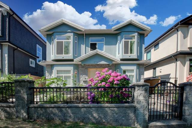 2743 E 53RD Avenue, Vancouver, BC V5S 1W3 (#R2603936) :: Initia Real Estate