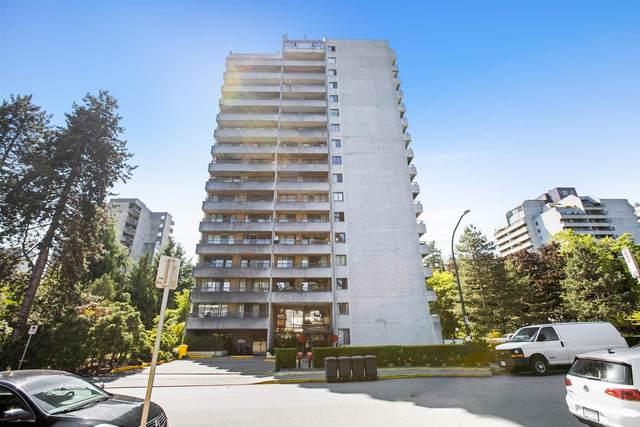 6595 Willingdon Avenue #503, Burnaby, BC V5H 4E5 (#R2603938) :: Initia Real Estate