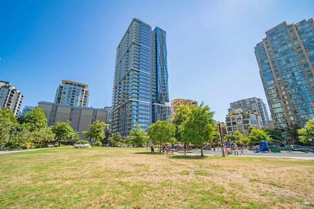 1111 Richards Street #2201, Vancouver, BC V6B 3E1 (#R2603952) :: Initia Real Estate