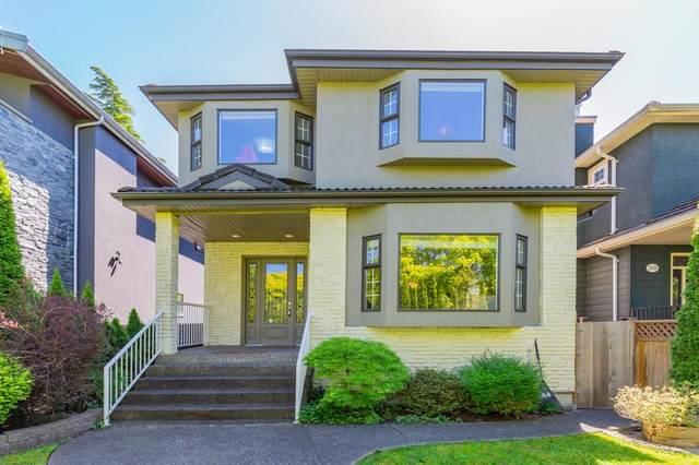2812 W 19TH Avenue, Vancouver, BC V6L 1E5 (#R2603968) :: Ben D'Ovidio Personal Real Estate Corporation   Sutton Centre Realty