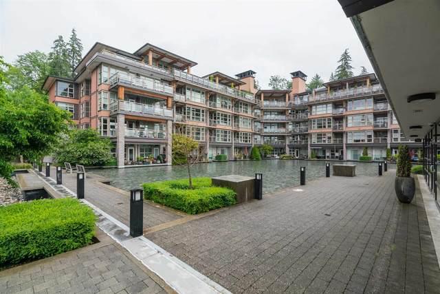 3602 Aldercrest Drive #222, North Vancouver, BC V7G 0A2 (#R2603975) :: Initia Real Estate