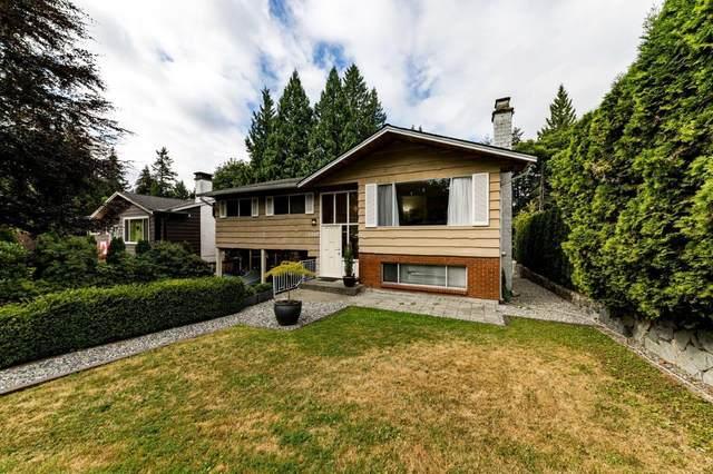 1507 Kilmer Place, North Vancouver, BC V7K 2M8 (#R2603985) :: Ben D'Ovidio Personal Real Estate Corporation | Sutton Centre Realty