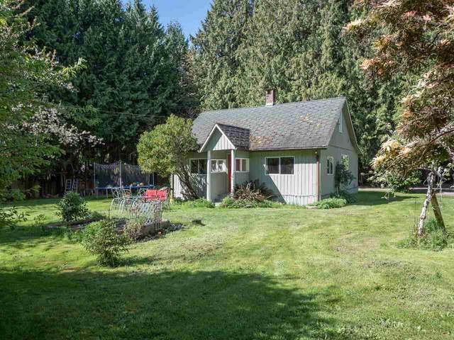 1225 Roberts Creek Road, Roberts Creek, BC V0N 2W2 (#R2604011) :: Initia Real Estate