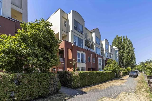 8333 Jones Road #157, Richmond, BC V6Y 3W9 (#R2604021) :: Initia Real Estate