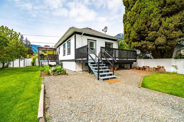 578 4TH Avenue, Hope, BC V0X 1M0 (#R2604024) :: 604 Realty Group