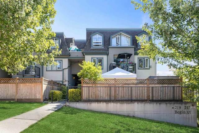 219 Begin Street #102, Coquitlam, BC V3K 4V4 (#R2604069) :: Ben D'Ovidio Personal Real Estate Corporation | Sutton Centre Realty