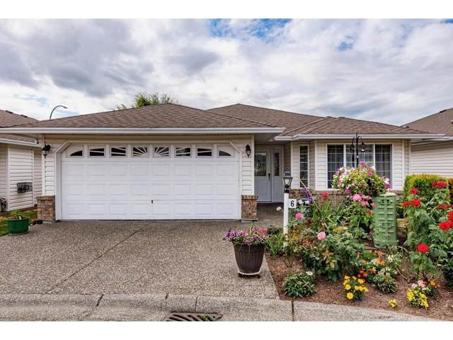 46485 Airport Road #6, Chilliwack, BC V2P 7Y1 (#R2604073) :: Ben D'Ovidio Personal Real Estate Corporation | Sutton Centre Realty