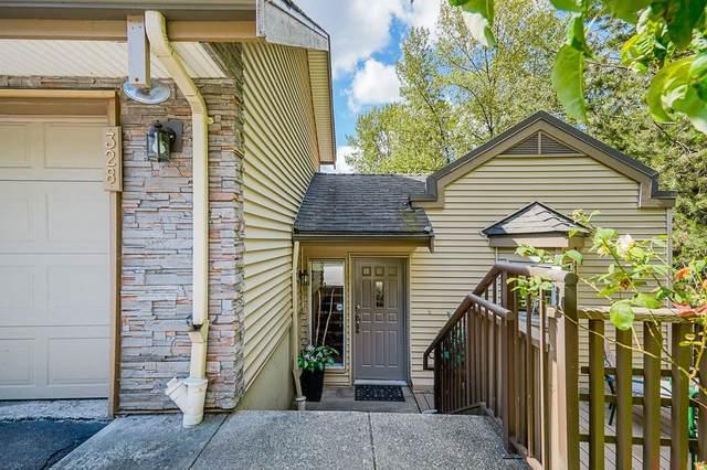 1215 Lansdowne Drive #328, Coquitlam, BC V3E 2P6 (#R2604074) :: Premiere Property Marketing Team