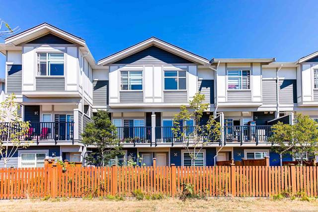 9560 Alexandra Road #17, Richmond, BC V6X 1C5 (#R2604079) :: Initia Real Estate