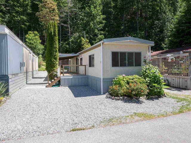 12248 Sunshine Coast Highway #7, Madeira Park, BC V0N 2H1 (#R2604086) :: Ben D'Ovidio Personal Real Estate Corporation | Sutton Centre Realty