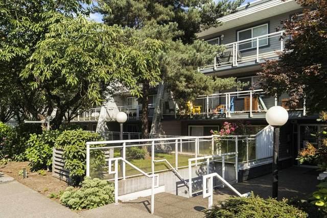 550 Royal Avenue #111, New Westminster, BC V3L 5H9 (#R2604093) :: Premiere Property Marketing Team