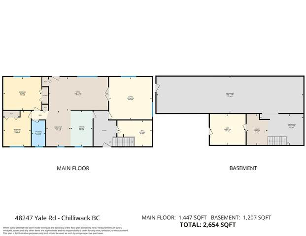 48247 Yale Road, Chilliwack, BC V4Z 0A8 (#R2604097) :: Initia Real Estate