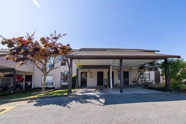 27411 28 Avenue #299, Langley, BC V4W 3V2 (#R2604106) :: Initia Real Estate