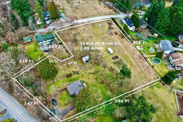 11450 Mcbride Drive, Surrey, BC V3R 5S3 (#R2604110) :: Initia Real Estate