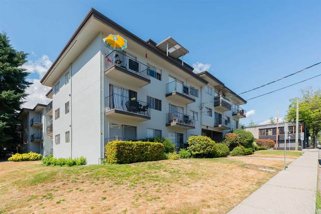 611 Blackford Street #305, New Westminster, BC V3M 1R7 (#R2604127) :: Ben D'Ovidio Personal Real Estate Corporation | Sutton Centre Realty