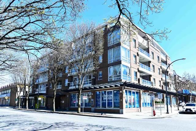 5790 E East Boulevard #204, Vancouver, BC V6M 4M4 (#R2604138) :: Initia Real Estate