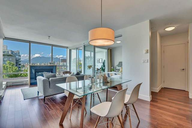 1675 W 8TH Avenue #508, Vancouver, BC V6J 0A8 (#R2604147) :: Initia Real Estate