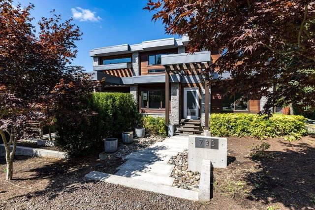 733 20TH Street, West Vancouver, BC V7V 3Y6 (#R2604149) :: Ben D'Ovidio Personal Real Estate Corporation | Sutton Centre Realty