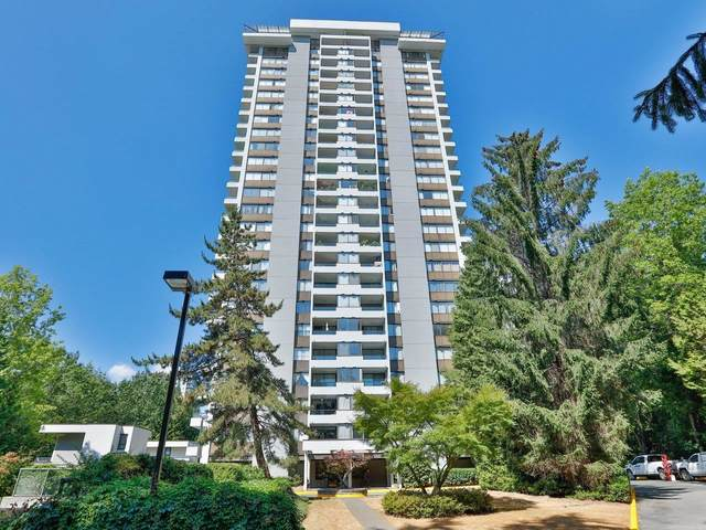 9521 Cardston Court #2302, Burnaby, BC V3N 4R8 (#R2604165) :: 604 Realty Group