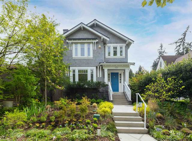 4558 W 15TH Avenue, Vancouver, BC V6R 3B4 (#R2604200) :: 604 Realty Group
