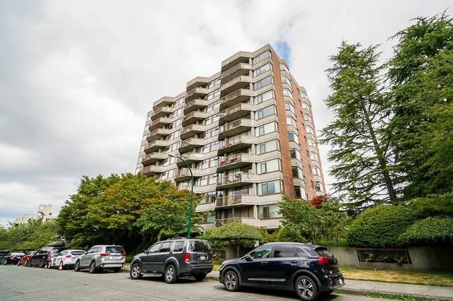 2445 W 3RD Avenue #906, Vancouver, BC V6K 4K6 (#R2604207) :: Initia Real Estate
