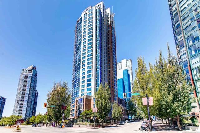 388 Drake Street #1905, Vancouver, BC V6B 6A8 (#R2604211) :: Initia Real Estate