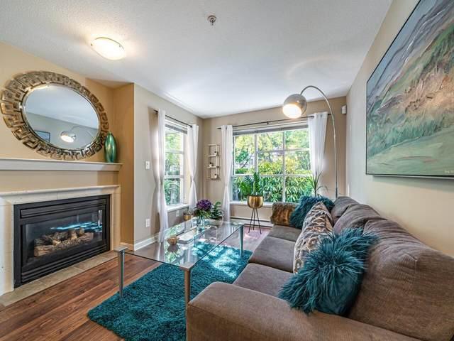 2161 W 12TH Avenue #110, Vancouver, BC V6K 4S7 (#R2604227) :: Initia Real Estate